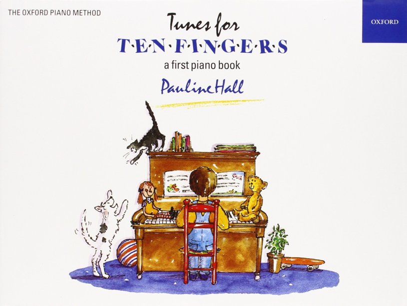 [- Tunes for Ten Fingers (Piano Time) -] – Best Annie