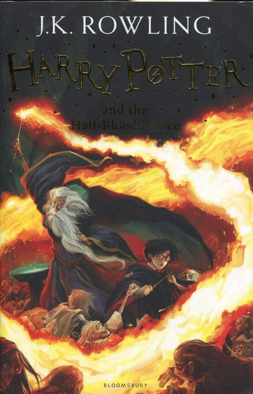 f89adc71a66  - Harry Potter and the Half-Blood Prince  6 7 (Harry Potter 6) -