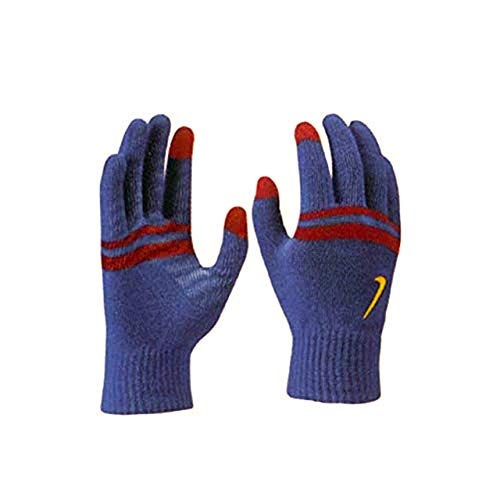 Nike Gloves Touch Screen: [- Nike Youth Tech Touch Screen Winter Knit Gloves